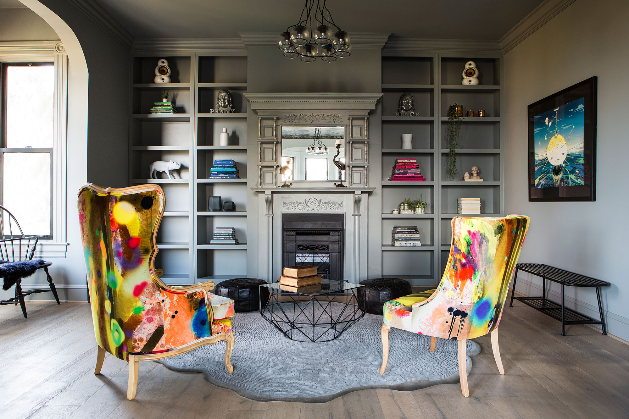 Penny Black Interiors - Project 18th